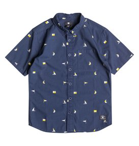 Vacation - Short Sleeve Shirt  EDBWT03011