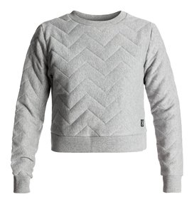 Andoman - Quilted Sweatshirt  EDJFT03039
