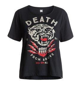 Tygurr - Cropped T-Shirt  EDJZT03062