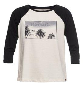 Paloma 3/4 Raglan - 3/4 Sleeve T-Shirt  EDJZT03089