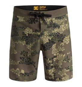 "Tars 18"" Camo - Board shorts  EDYBS03028"