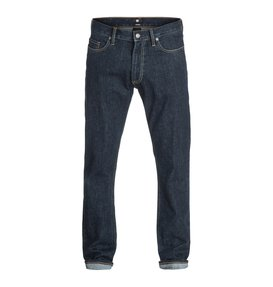 Worker Basic Straight Jean Indigo Rinse 32  EDYDP03069