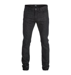 Worker Basic Slim Jean Black Rinse 32  EDYDP03078
