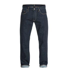 "Worker Basic Roomy Indigo Rinse 34"" Inseam Jean  EDYDP03131"