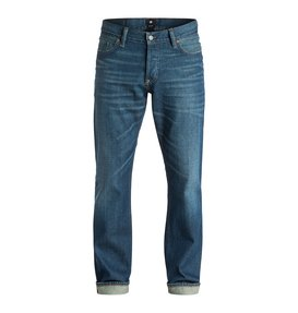 "Broken Twill Straight Fit 32"" - Jeans  EDYDP03145"