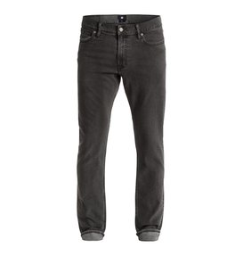 "Washed Slim Fit Grey On Grey 32"" - Jeans  EDYDP03150"