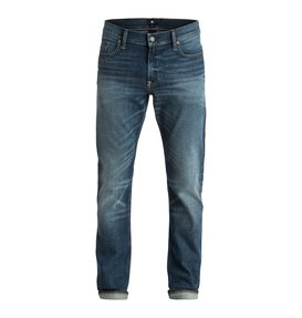 "Washed Slim Fit Light Worn 32"" - Jeans  EDYDP03153"