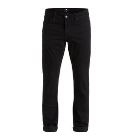 "Worker Slim Fit Black Rinse 32"" - Jeans  EDYDP03178"