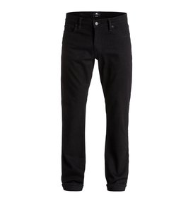 "Worker Straight Fit Black Rinse 32"" - Jeans  EDYDP03182"