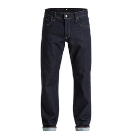 "Worker Roomy Fit Indigo Rinse 32"" - Jeans  EDYDP03184"