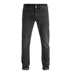 Washed Medium Grey - Slim Fit Jeans  EDYDP03254