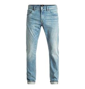 Washed Light Indigo Bleach - Skinny Jeans  EDYDP03288