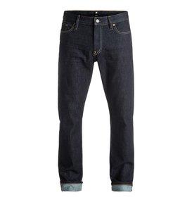 Worker Indigo Rinse - Straight Fit Jeans  EDYDP03304