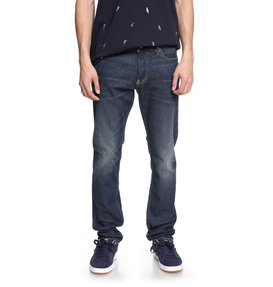 Worker Medium Stone - Slim Fit Jeans  EDYDP03364