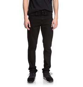 Worker Black Rinse - Slim Fit Jeans  EDYDP03366