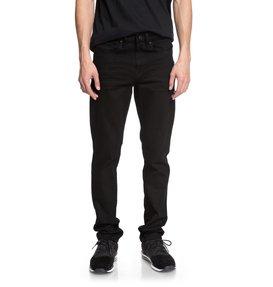 Worker Black Rinse - Slim Fit Jeans  EDYDP03366