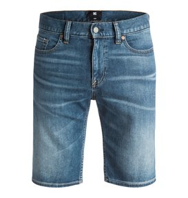 Washed Slim - Denim Shorts  EDYDS03006