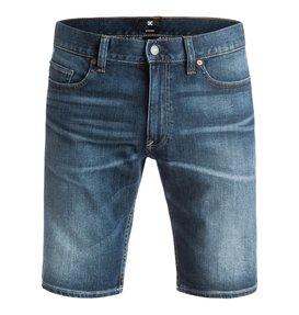 Washed Straight - Denim Shorts  EDYDS03008