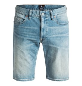 Washed Straight - Denim Shorts  EDYDS03009