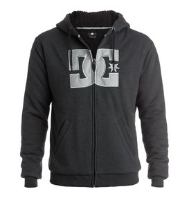 Rebel Star Sherpa - Zip-Up Hoodie  EDYFT03134