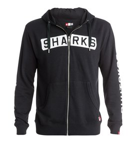 Sharks 86 - Zip-up Hoodie  EDYFT03151