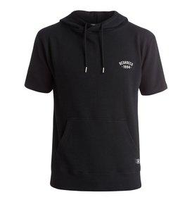 Dunlap - Short Sleeve Hoodie  EDYFT03153