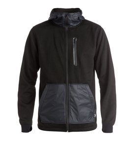 United - Zip-Up Technical Hoodie  EDYFT03228