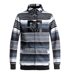 Snowstar - Zip-Up Technical Hoodie  EDYFT03289