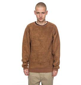 Atchison - Faux Suede Sweatshirt  EDYFT03299
