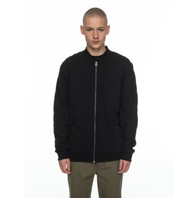 Leland - Quilted Jersey Bomber  EDYFT03310