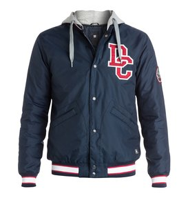 Colwood - Hooded Varsity Jacket  EDYJK03038