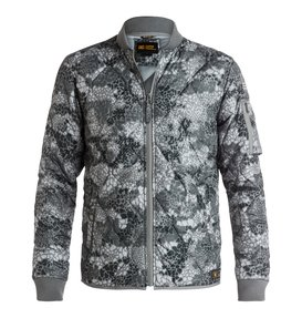 Bombing PR - Quilted Bomber Jacket  EDYJK03054