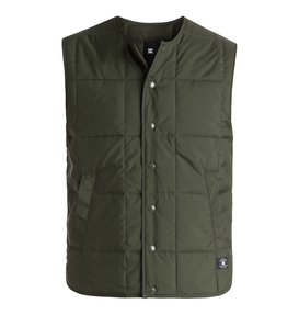Fawdon - Quilted Vest  EDYJK03073