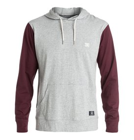 Heroland - Long Sleeve Hooded T-shirt  EDYKT03152