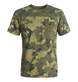 Lawndale Camo - All-Over Printed T-shirt  EDYKT03160