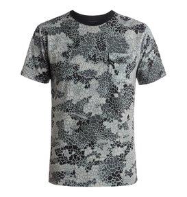 Lawndale Camo - T-shirt  EDYKT03172