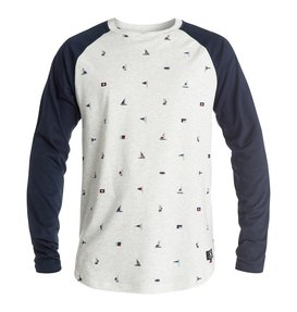 Downey - Long Sleeve T-Shirt  EDYKT03200