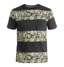 Ravencrest Stripes - Pocket T-Shirt  EDYKT03235