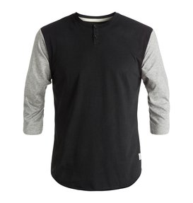 Basic DC - 3/4 Sleeve T-shirt  EDYKT03270