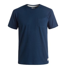 BASIC POCKET TEE Blue EDYKT03291