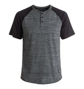 Enderlin - Short Sleeve Henley  EDYKT03317