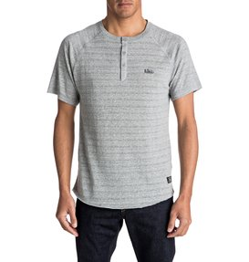 Derry Stokes Raglan - Henley T-Shirt  EDYKT03335