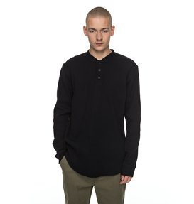 Cliffwood - Long Sleeve Henley T-Shirt  EDYKT03349