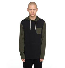 Rellin - Long Sleeve Hooded T-Shirt  EDYKT03357