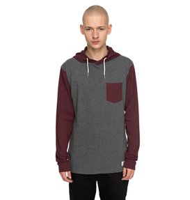 Rellin - Long Sleeve Hooded T-Shirt  EDYKT03357