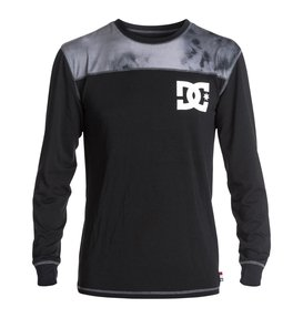 DC Top Half -  Long Sleeve Base-Layer Top  EDYLW03001