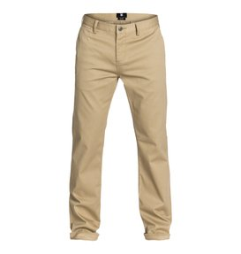 DC Worker Straight Pant 32  EDYNP03006