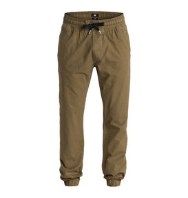 Hem Tapered Fit - Trousers  EDYNP03056