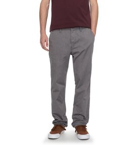 WORKER STRAIGHT HEATHER CHINO  EDYNP03072