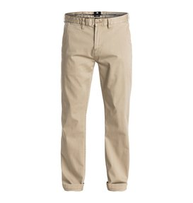 "Worker Straight Fit Chino 32""  EDYNP03075"